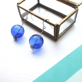 Sunny bubbles-Handmade earrings