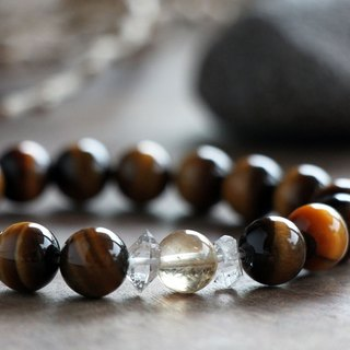 "Tiger Eye Citrine and Hekimont help you boldly go to ""money"""