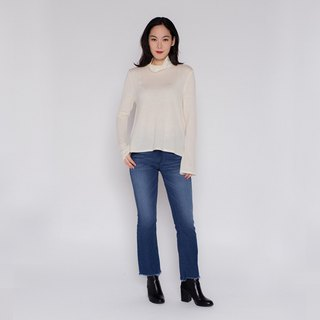 獨立女聲合身靴型牛仔褲 Indie Girl Slim-Fit  Bootcut Jeans