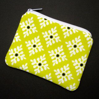 Zipper pouch / coin purse (padded) (ZS-205)