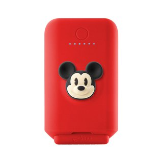 [9/3 forward charger] fast charging stand 3.1A mobile power 10050mAh - Mickey