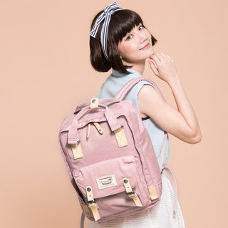 Doughnut Waterproof Macaron Backpack - Purple Bud