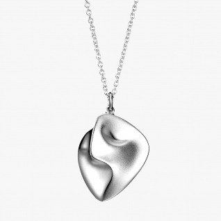 P & I handmade silver jewelry # solid sense - Klimt <Golden Kiss> -For Man