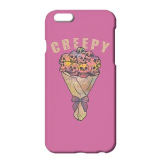 iPhone ケース / creepy flower