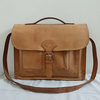 Leather bag _B049