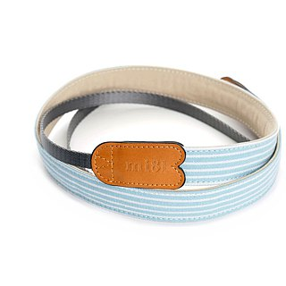 mi81 Neck strap Skyblue strip
