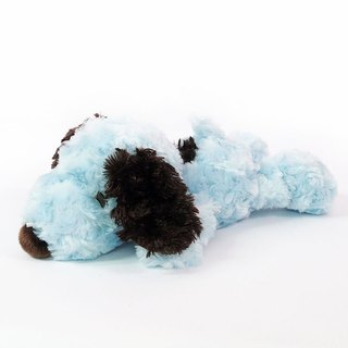 Snoopy - Blue Long Hairy (M) [Hallmark-Peanuts Snoopy Plush]