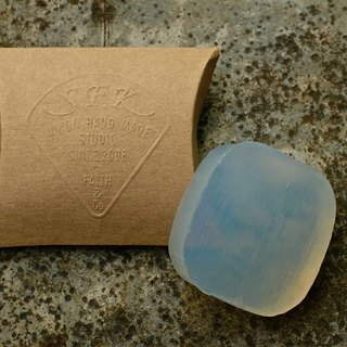 SFK NATURAL SOAP for Leather and Denim leather and tannins, canvas special soap