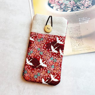 iPhone sleeve, iPhone pouch, Samsung Galaxy S8, Galaxy Note 8, cell phone, ipod classic touch sleeve (P-218)