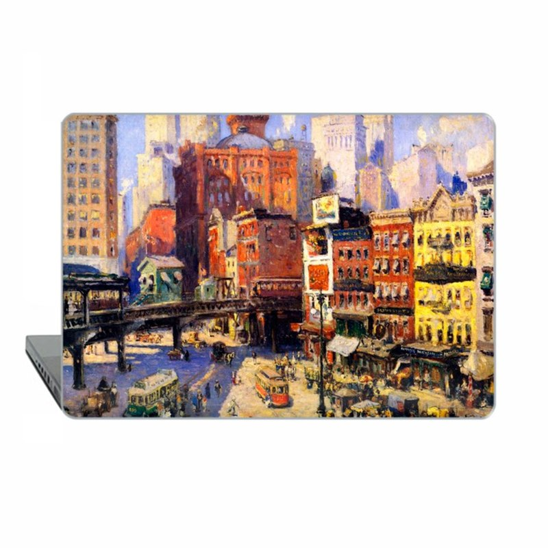 Macbook case American art Macbook Pro 15 inch 2016 Case MacBook Air 13 Case Cooper Macbook 11 Pro 15 New York Macbook 12 Pro 13 Retina Farry Case Hard 1810