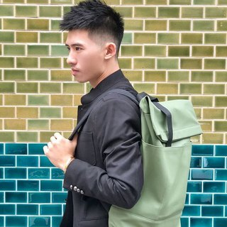Ucon Acrobatics design tide bag backpack in Germany _HAJO_Tech Green