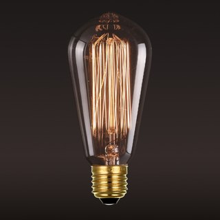 Good Form‧ Good Shape Edison ‧ Tungsten Light Bulb (A) Bulb