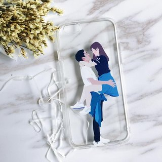 Customized couple / friend / portrait guest case PHONE CASE