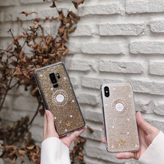GOLDEN EIRA - PHONE CASE / GOLD