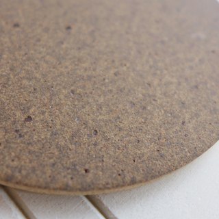 [Japanese] Li Feng Tang instant dry coaster surprise - rustic brown Gui diatomaceous earth diatomite instant water droplets bead inhibit bacterial gift