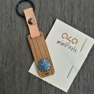 Hand stitch Key chain