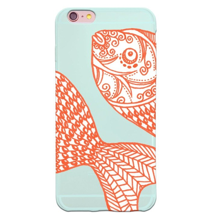 "New Year series of water [swim] - Meng as -TPU phone case ""iPhone / Samsung / HTC / LG / Sony / millet"""