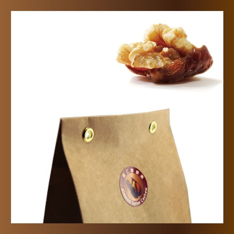 Mr.BIG / Testle Nuclear Dates Walnut Dates / 450g Gift Bags