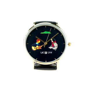 * Customized Watches - 3D Printing Painter's Surface