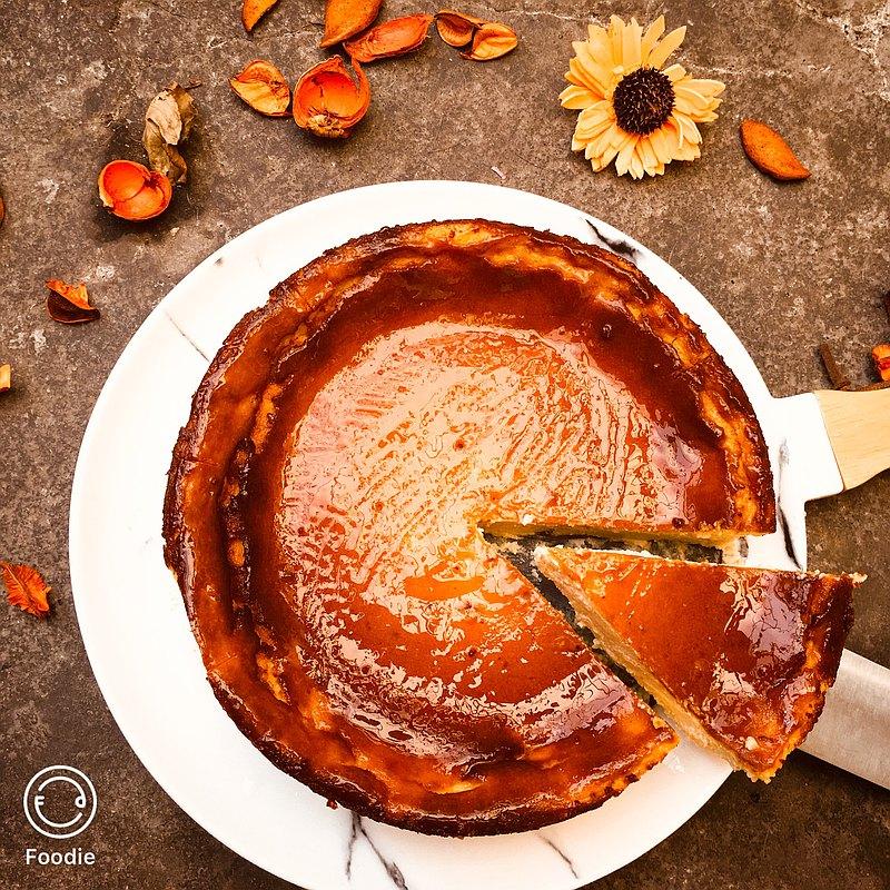 無麩質西班牙巴斯克純起士蛋糕 6吋