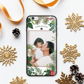 """The most anticipated"" Christmas custom phone case"