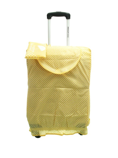 Mizutama raincoat Foldable protective cover - Yellow