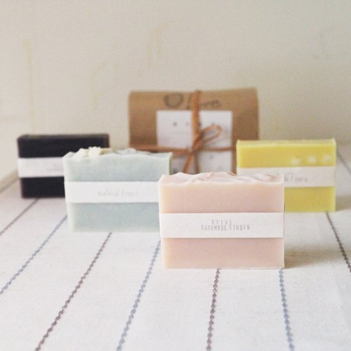 A love of handmade soap / blessing bags Gifts
