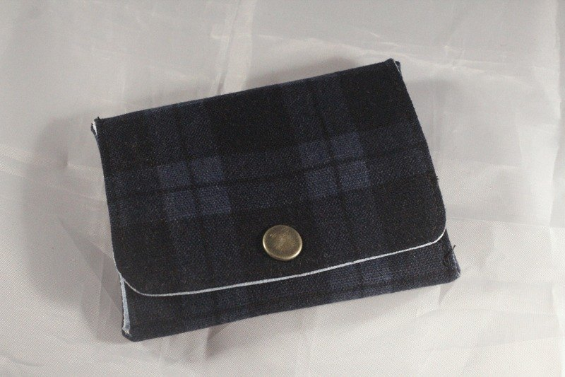 Change packet - Blue Classic Plaid