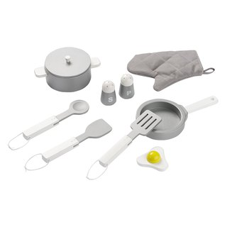 Little chefs advanced class. Wooden kitchen fun accessory kit