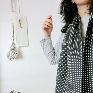 [] Little lattice scarf scarves