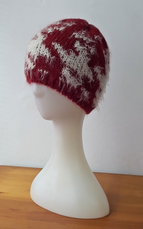 France small workshops Bonnefoy - # 5655 fur cap / 5 color