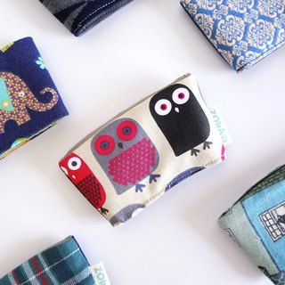 Cup Sleeve (Owls)
