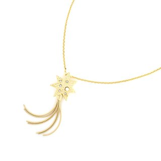 JewCas Brillante Pendant Necklace -JC2789