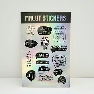2012 | Dialogue 2 | stickers |