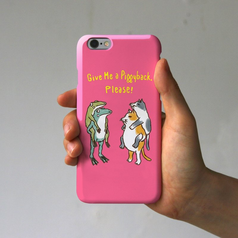 iPhone Case - Pink