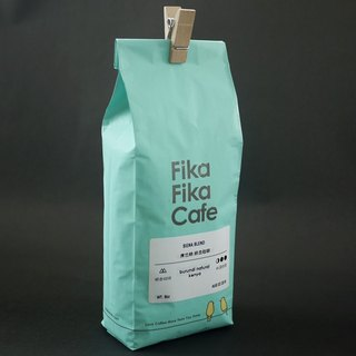 FikaFikaCafe half-pound ceremonies also integrated coffee - medium deep baking