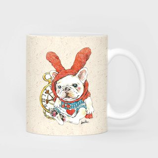 Bonbon law brother - Alice rabbit hole - mug