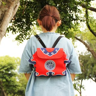 Matsu BAG Medium (RED)