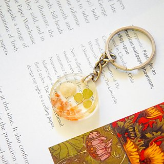 Cute Healing Combination Key Chain/Bag Chain