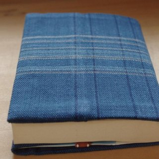 Various indigo book cover cover paper size (you can adjust the size) № 4