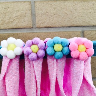 Velvet flowers baby hair band (please choose the favorite flowers)