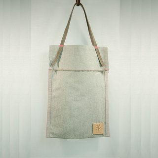 A4 whims accompanying bags (gray green)