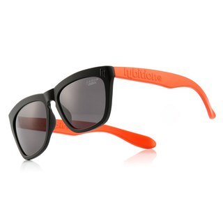 Korean Hybition Sunglasses Sugary TR Matt Black / Orange Black / Orange