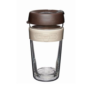 Australia KeepCup Double Insulation Cup L - Chocolate Mocha