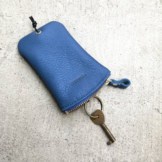 [Keys' Sweet Home / Key Case] ​​ZiBAG-031/Cobalt Blue
