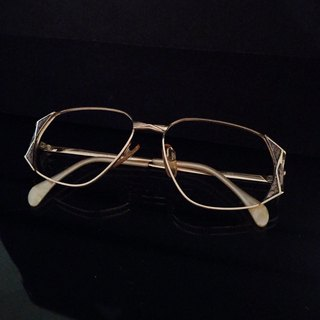 Monroe Optical Shop / Germany 90s Antique Glasses Frame M14 vintage
