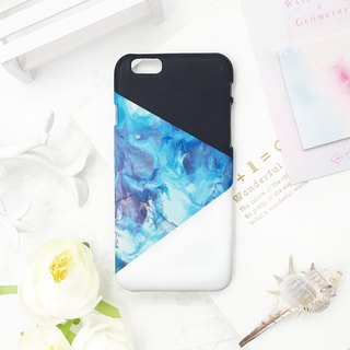 Minimalism - Blue Marble iPhone Samsung, OPPO, HTC, Sony Original Phone Case / Case