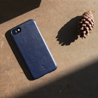 Alto iPhone 8 leather case back cover 4.7吋Original - Navy