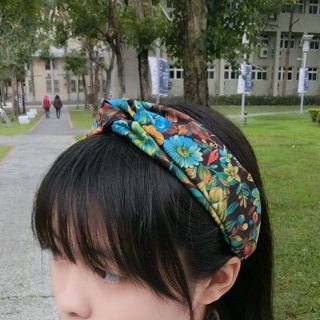 - Cross-section Secret Garden headband hairband*SK*