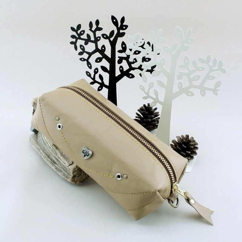 ♪. pudding. ♫ - Pencil / Cosmetic / bag small objects